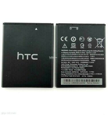 GENUINE HTC B0PE6100 BATTERY FOR HTC DESIRE 620 620G | 2100mAh