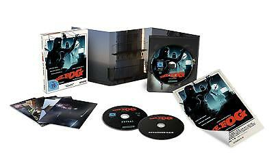 Coffret collector The Fog avec blu-ray bonus et CD bande originale neuf