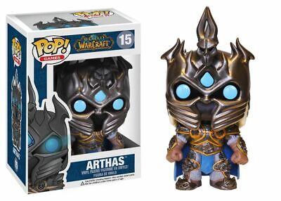 Flawed Box Funko Pop! Games World of Warcraft Arthas #15 Vinyl Figure