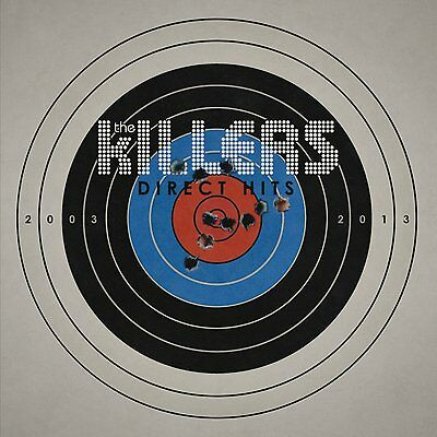 The Killers: Direct Hits CD (Greatest Hits / The Best Of)