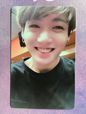 BTS Jungkook Official Photocard Love Yourself World Tour New York Citifield