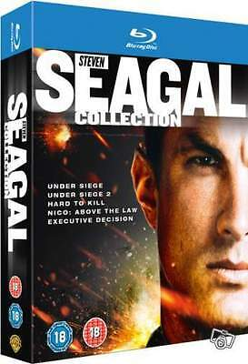 Coffret bluray Steven Seagal collection - neuf sous blister