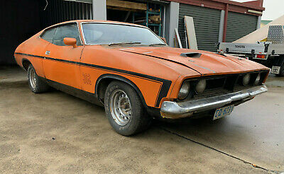 Ford FALCON XB GS COUPE 1973
