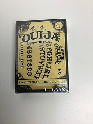 Winning Moves 1175 Classic Ouija Board Card Game 52 Cards