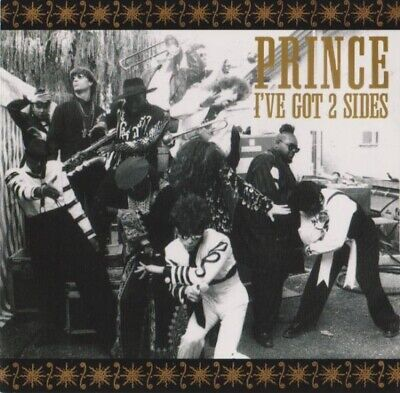 Prince  I've Got 2 Sides F/S