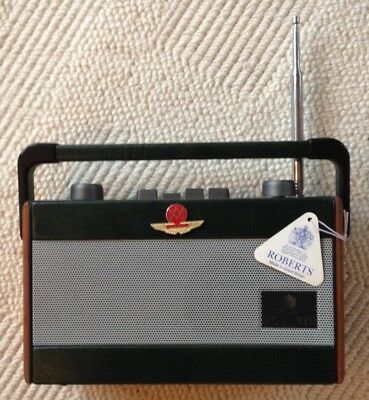 Roberts Radio, Special Edition for Aston Martin Owners Club AMOC