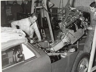 Aston Martin DB2 DB2/4 complete 2.6 engine