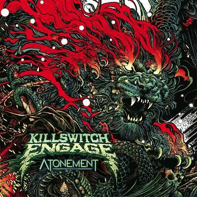 Killswitch Engage Atonement Album Cover Poster Decor 20x20 24x24 27x27 32x32""