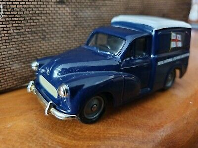 Lledo 1:43 Rnli Minor Van. Boxed, mint condition, Royal Mail 2nd class
