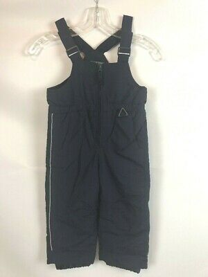Canyon River Blues Boys Size 3 Blue Toddler Nylon Blend Overall Kids Pants