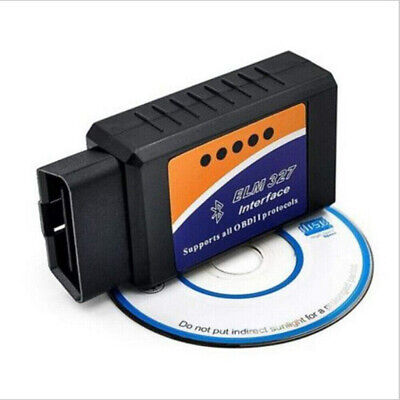 ELM327 V2.1 Bluetooth OBD2 OBDII Car Diagnostic Scanner Code Reader Tool