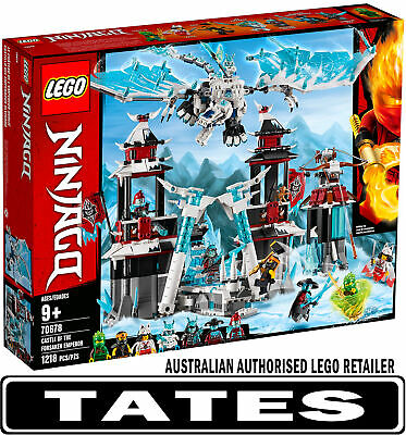 LEGO 70678 Castle of the Forsaken Emperor   NINJAGO® from Tates Toyworld