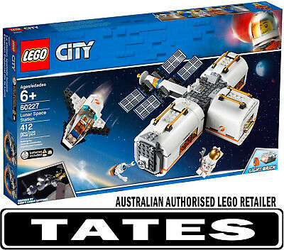 LEGO 60227 Lunar Space Station CITY from Tates Toyworld