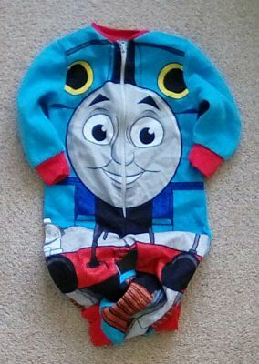 Official Thomas & Friends Sleepsuit Sleep Suit Tank Engine Size 18-24 Months