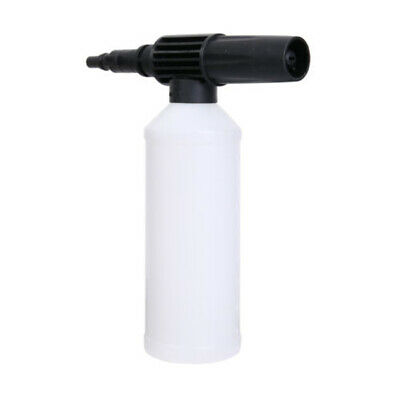 Pressure Washer Sprayer Snow Foam Lance Cannon 1L Soap Bottle Jet Car Cleaning
