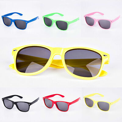 Cute Children Kids Boys Girls Fashion Sunglasses Shades Holiday UV400 Protection