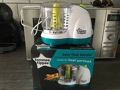 Tommee Tippee Baby Food blender Used Once In Box  Excellent Condition