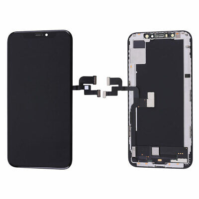 AAA For iphone XS LCD Touch Screen Replacement Digitizer Assembly Display Black