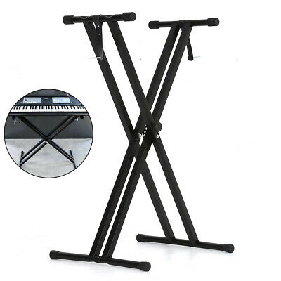 X-Frame Keyboard Double Stands Beam Single Beam Music Electronic Keyboard Stand