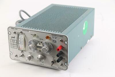 Power Designs Model 5020 Precision DC Power Supply Source 0-50V