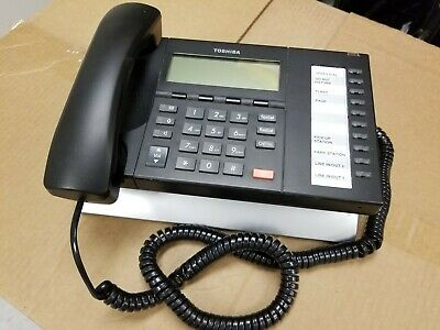 5 Toshiba Digital Business Phone Telephone Model DP5022-SD