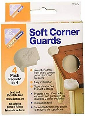 Mommy's Helper Soft Corner Guards   #32675 4 Pack
