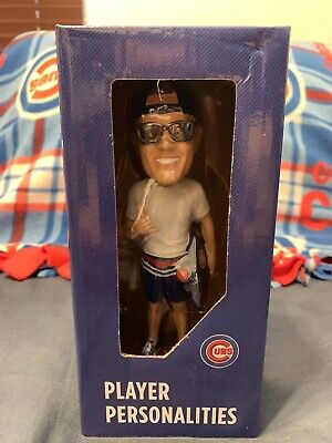 "Cole Hamels Bobblehead ""Hang Loose"" Chicago Cubs 5/10/19 GIVEAWAY**WRIGLEY FIELD"
