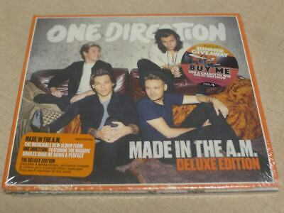 Made in the A.M. Deluxe by One Direction  CD