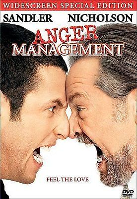 Anger Management (DVD, Region 1) Very Good condition from personal collection!