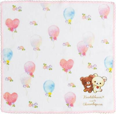 San-X Rilakkuma leisurely cat Mini Towel CM51201 18c Face Towel