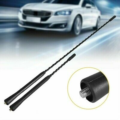 Universal Car Auto Roof Antenna Mast Stereo  Automobiles Radio FM AM Amplified