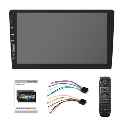 "9"" Single 1Din Car FM/USB/AUX MP5 Player Touch Screen Stereo Radio"