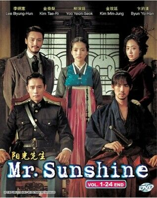 MR  SUNSHINE KOREAN TV Drama DVD with English Subtitle