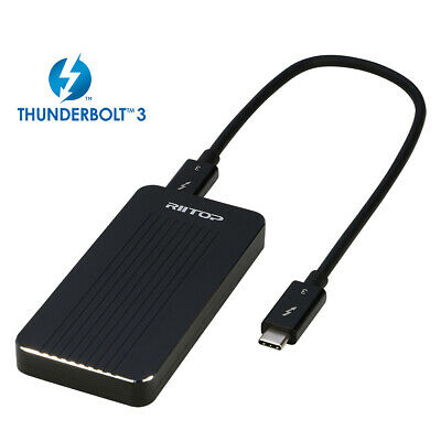 SONNET ECHO EXPRESS III-R 3-Slot Thunderbolt 3 Expansion System for