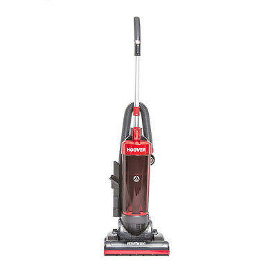 Hoover Whirlwind WR71 WR01 Bagless Upright Vacuum Cleaner - Grey & Red