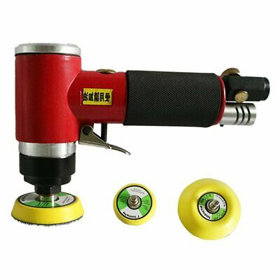 Orbit Sander Grinder Pneumatic Polisher 10000rpm Car Paint Care Tool Pad BI