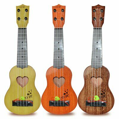 Concert Ukulele Beginner Kit with Clip on Tuner Light Weight Singing Karaoke Z#
