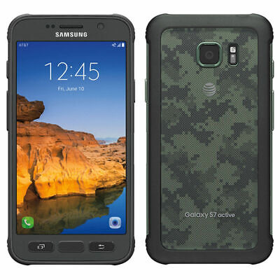 Samsung Galaxy S7 Active SM-G891A 32GB Entsperrt Handy Android GSM Global 9/10