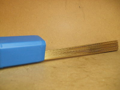 20 X SIFBRONZE 101 BRAZING RODS WITH MAGNESIUM//TIN//SILICON 1.5MM X 333MM