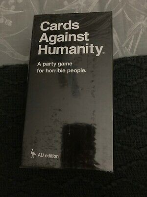 Cards Against Humanity Australian Edition Main Set Free Shipping