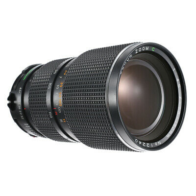 MAMIYA 645 SEKOR ZOOM C 75-150mm F4.5 LENS FOR M645 645 PRO PRO TL / 90D W