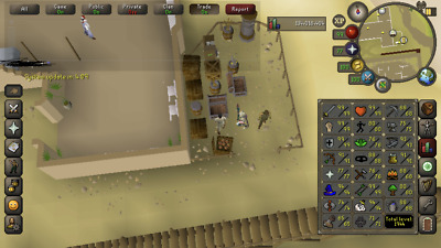 OLD SCHOOL RUNESCAPE account - MAXED - PETS - FIRE CAPE - DIARIES