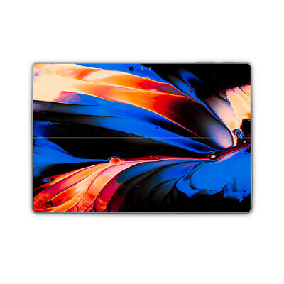 Butterfly Dream Liquid Colour Vinyl Skin Sticker Wrap Cover to fit Surface Pro