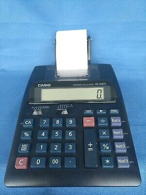 Casio Printing Calculator Hr-150Er
