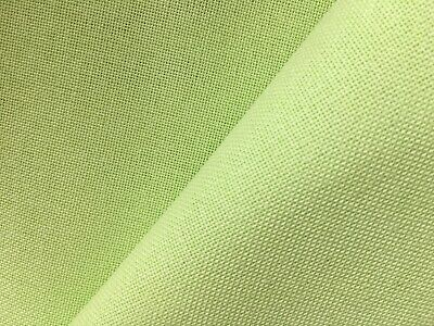 Apple Green 32 Count Zweigart Murano even weave fabric - various size options