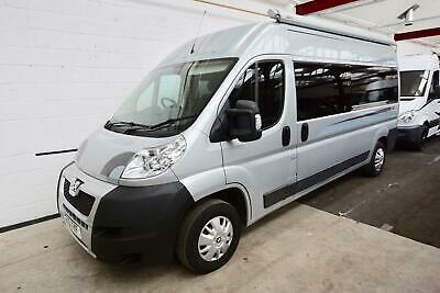 2013 Peugeot Boxer Campervan with fixed bed