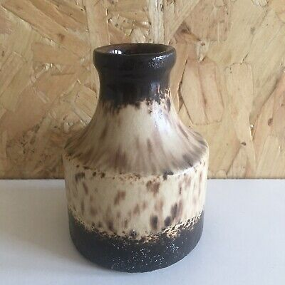 Mid Century Modern Glazed Pottery Diffuser With Reed Sticks. Vintage. Interiors