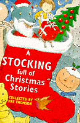 """""""VERY GOOD"""" A Stocking Full of Christmas Stories, , Book"""