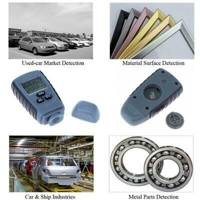 Paint Thickness Gauge <10mA Equipment Measurement RM660 Coating Tester