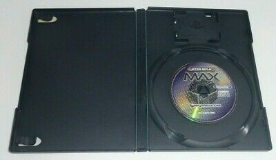 Nintendo Gamecube Datel Action Replay AR Max 1.14A Disc Tested